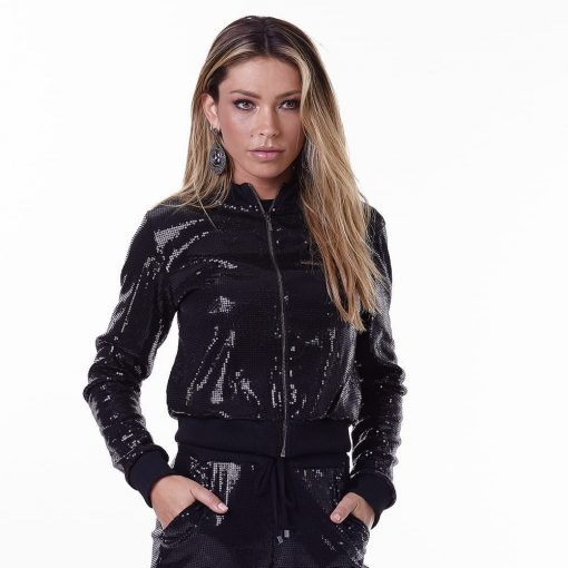 LabellaMafia Glam Rock Glow Jacket - MJQ16236