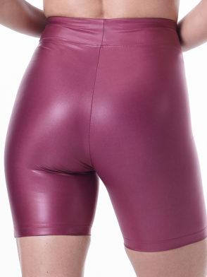 LabellaMafia Hardcore Claret Shorts- FSH13833