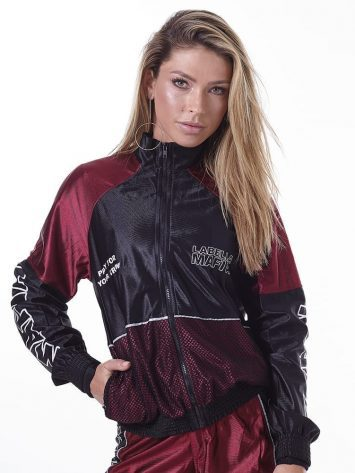 LabellaMafia Hardcore Jacket – Black MJQ16194