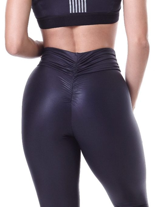 LabellaMafia Essentials Style Black legging - FCL13835