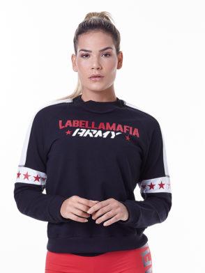 LabellaMafia Army Sweatshirt – FBL13874