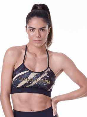 LabellaMafia Unbroken Fitness Sports Bra Top – FTP13848