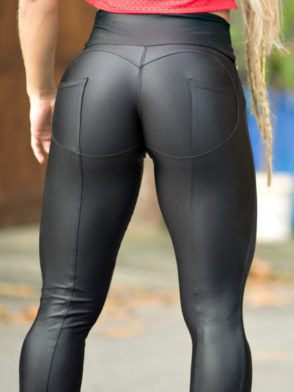 DYNAMITE BRAZIL Leggings L2097 Pushup Eclipse – Black