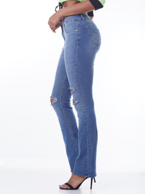LabellaMafia Comfort Blue Jeans – CLJ679
