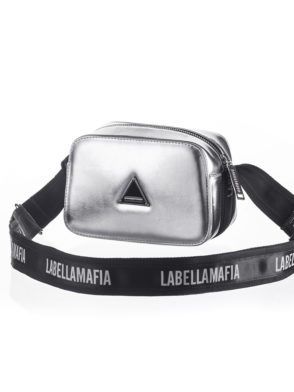 LabellaMafia Glam Rock Bag – PCH31097 Silver