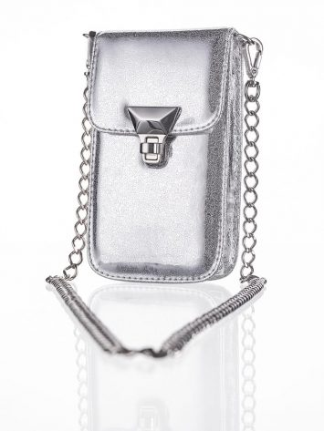 LabellaMafia Glam Rock Bag – PCH31100 Silver