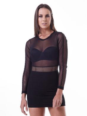 LabellaMafia Dress MVT16126 Hardcore Tulle Dress