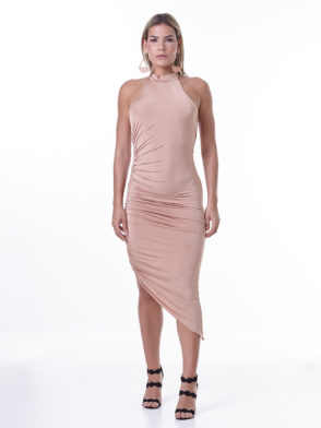 f04206f15e LabellaMafia Dress MVT16018 Pastel Night Dress