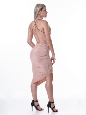 LabellaMafia Dress MVT16018 Pastel Night Dress