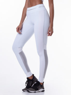 LabellaMafia Metallic Athleisure Moments Legging – FCL13806