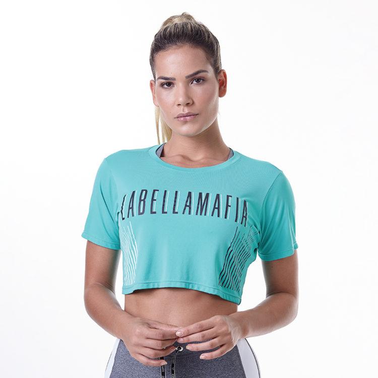 LabellaMafia Pastels Cropped - FBL13882