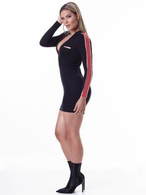 LabellaMafia Dress MVT16117 Power Pop Delux