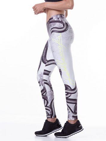LabellaMafia Printed Snake Legging – FCL13791