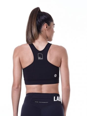 LabellaMafia Sports Ice Swift Fitness Sports Bra Top - FTP13854