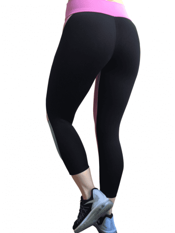 CAJUBRASIL-5638 7/8 leggings NZ Life -Sexy Capris-Workout Capris