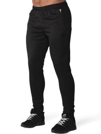 Gorilla Wear Ballinger Track Pants – Black