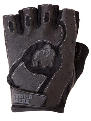 Gorilla Wear Mitchell Training gloves – Black