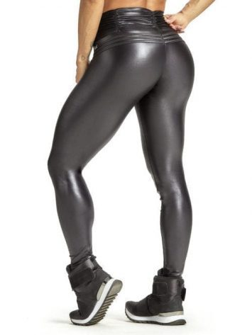 OXYFIT Leggings Crimpy 64221 Black – Sexy Workout Leggings