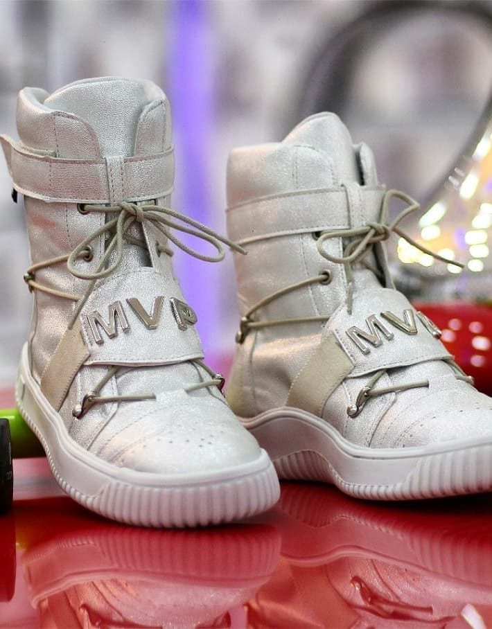 MVP Fitness 70125 Street Hard Tennis Shoes – White