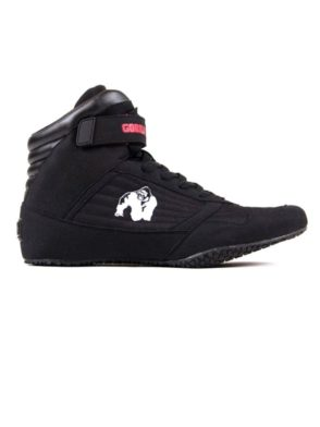 Gorilla Wear High Tops – Black