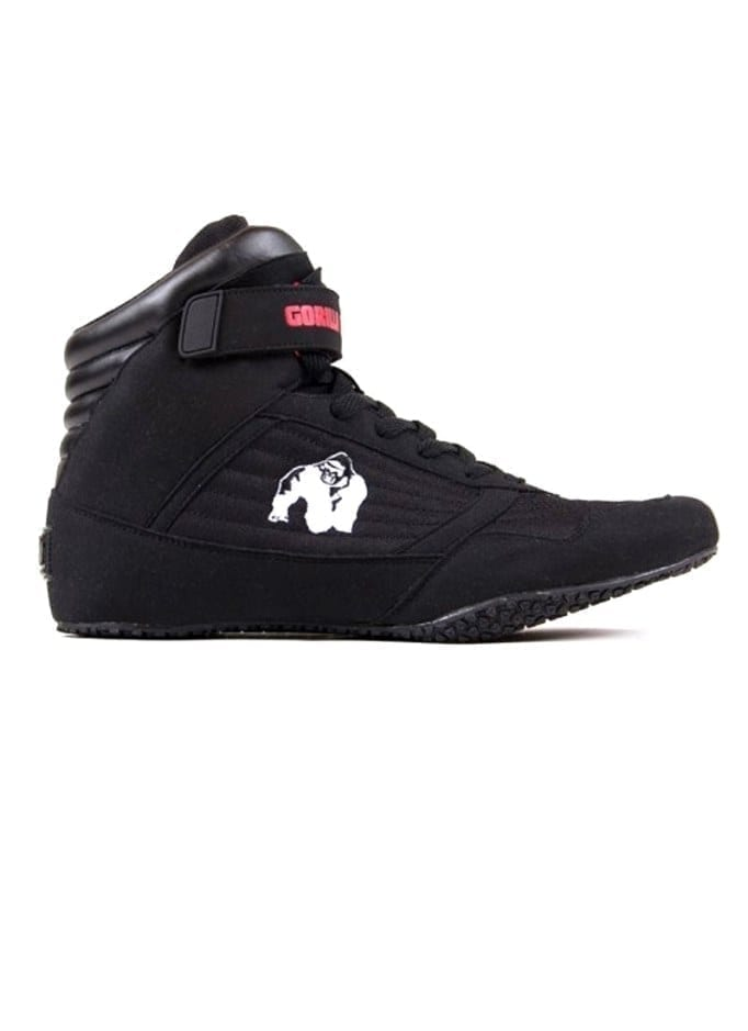 Gorilla Wear High Tops - Black