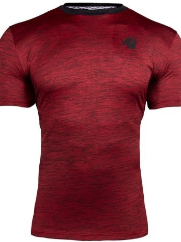 Gorilla Wear Roy T-Shirt – red