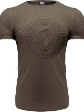 Gorilla Wear San Lucas T-shirt – Army/Green