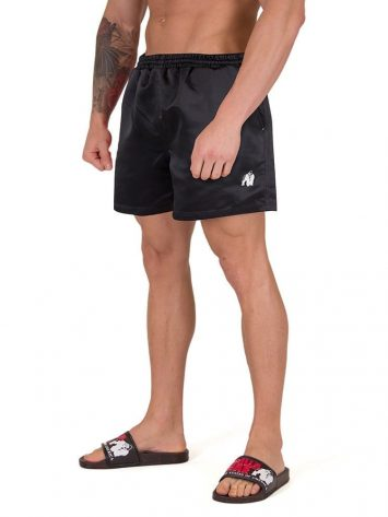 Gorilla Wear Miami Shorts – Black