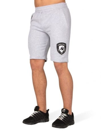 Gorilla Wear Los Angeles Sweat Shorts – Gray