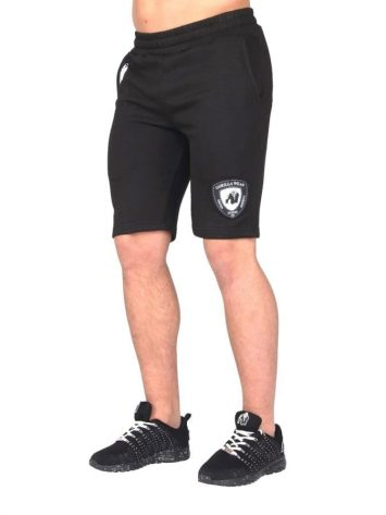 Gorilla Wear Los Angeles Sweat Shorts – Black