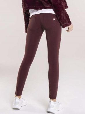 FREDDY WR.UP Evolution Wrup Snug Rope Pocket Pants – Burgundy