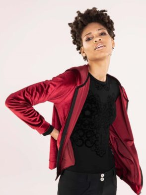 FREDDY WR.UP Jacket Life Style Inspired – Fusion