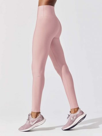 ALO Yoga High Waist Airlift Legging – Pale Mauve