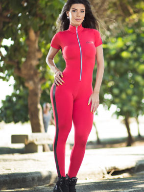 DYNAMITE Jumpsuit ML2095 Sanguine Overalls – One-Piece
