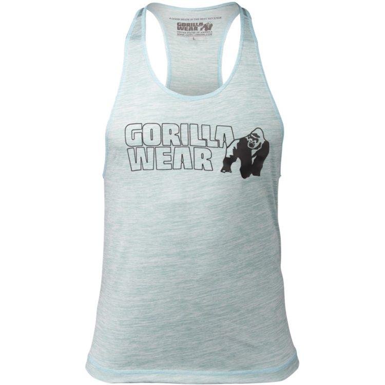 Gorilla Wear Austin Tank Top - Light Green