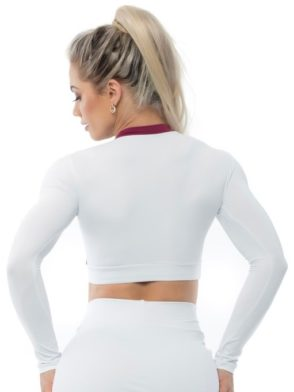 125963fee850c5 Crop Tops Archives - Sexy Workout Clothes - Alo Yoga Leggings ...