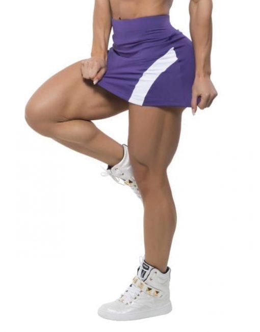 BFB Activewear Skort Skirt Dolce Shape - Purple