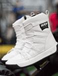 MVP Fitness Hard Shape Tennis Shoes 70123- white