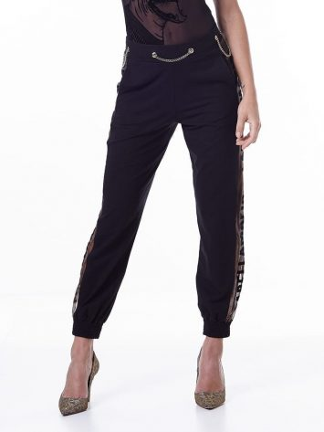 dark metal black jogging2