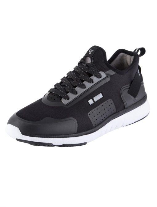 Freddy Fitness Footwear - Hyperfeet Shoe Support & Impact Absorption - black