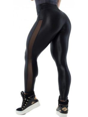BFB Activewear Leggings Glow Cirre – Black