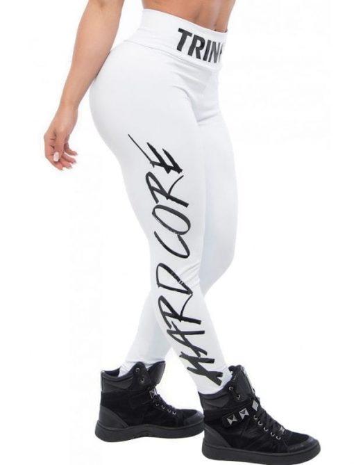 BFB Activewear HardcoreLeggings - White