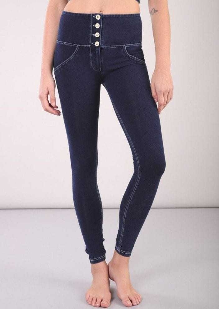 FREDDY WR.UP High-Rise Super Skinny Trousers WR.UP in Denim