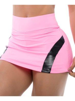 BFB Activewear Skort Skirt Dolce Shape – Pink