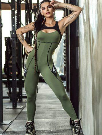 DYNAMITE Jumpsuit ML2018 Fitness Myriad- One-Piece