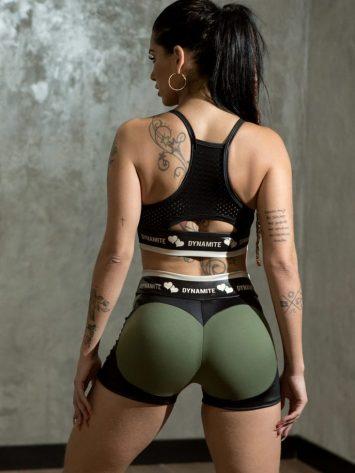 DYNAMITE BRAZIL Shorts SH2094 Apple Booty Rocket-Sexy Shorts