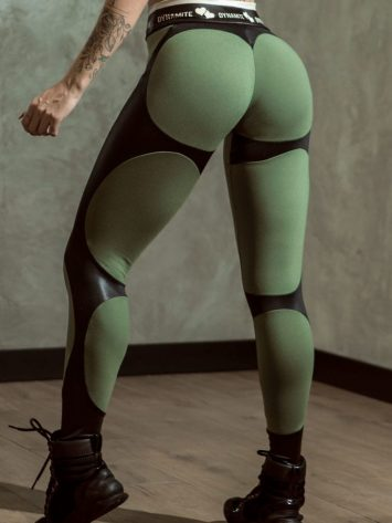 DYNAMITE Brazil Leggings L2094 Apple Booty Horus - Sexy Workout Leggings