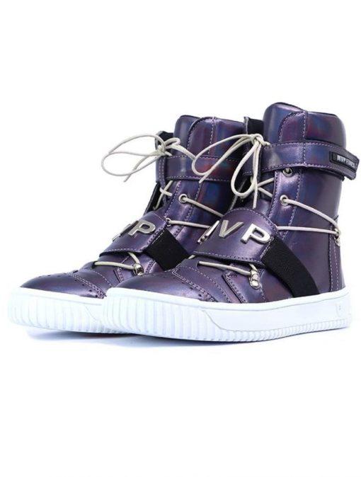MVP Fitness 70125 Street Hard Tennis Shoes - Violet