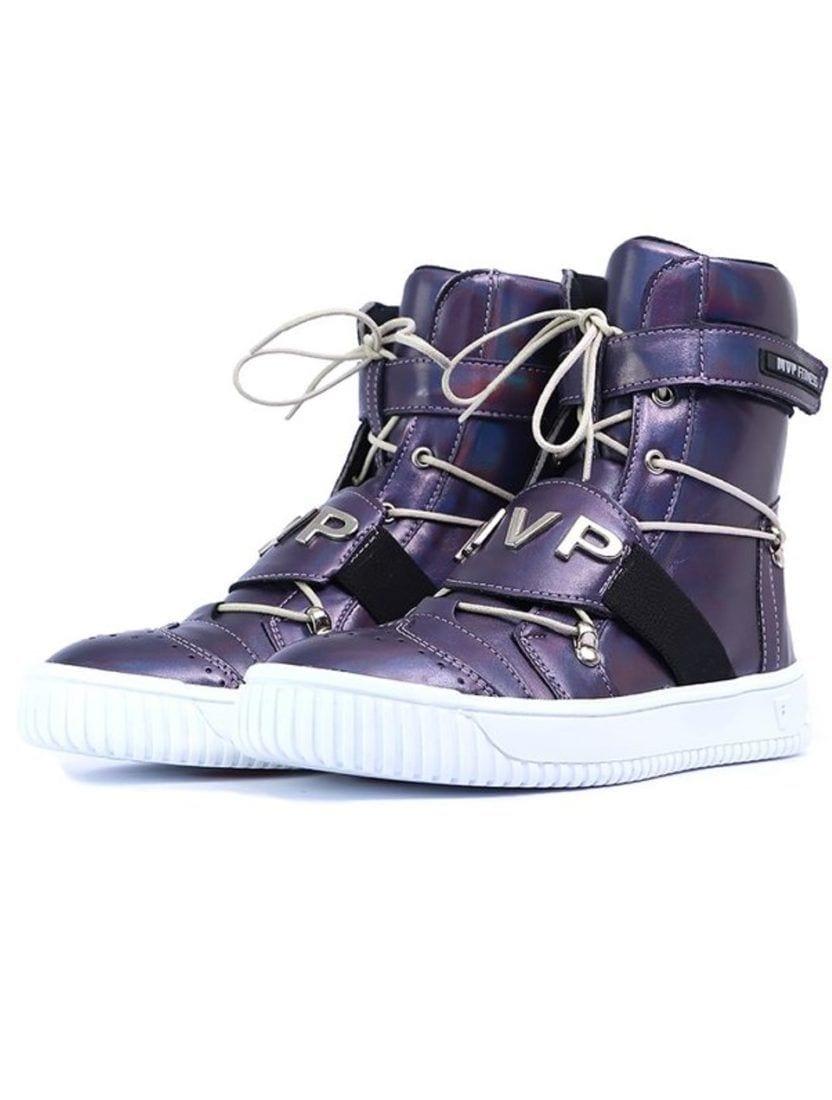 MVP Fitness 70125 Street Hard Tennis Shoes – Violet