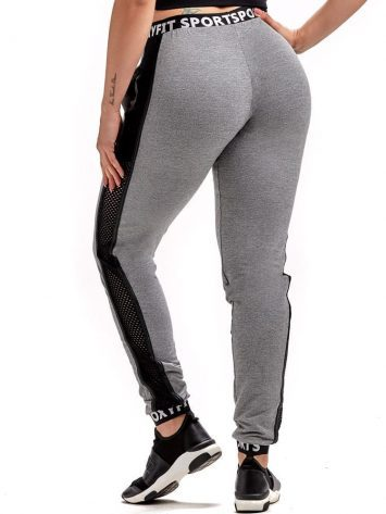 Leggings Training 50170 Gray Heather